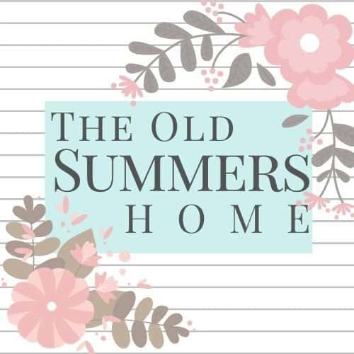 The Old Summers Home Logo