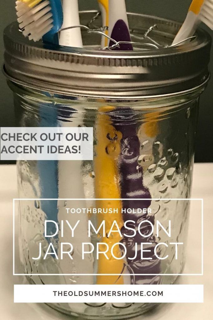 DIY Mason Jar Projects are my favourite type of quick project. They are completely versatile and perfect for all sorts of decor on a budget!