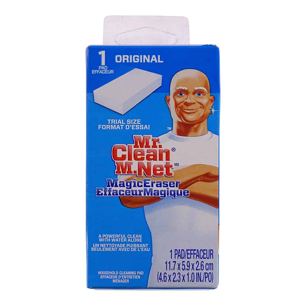 Mr. Clean Magic Erasers make Spring Cleaning a breeze!