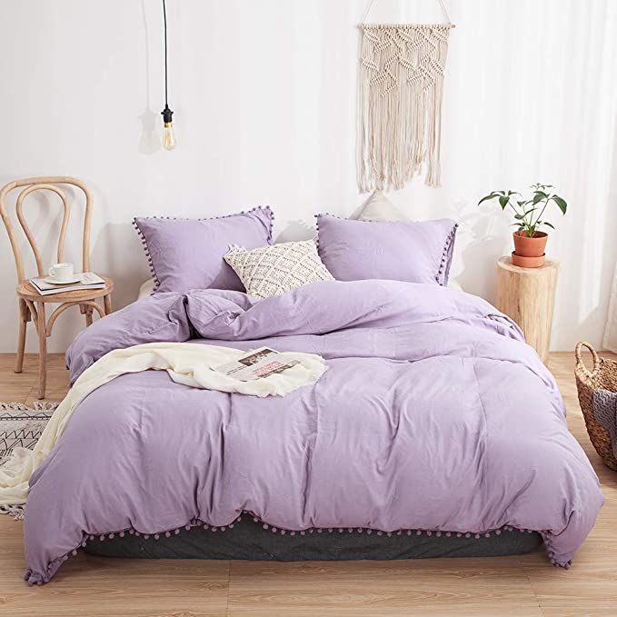 Purple Bedroom Ideas for Teenage Girls 2 61Vfe694OhL. AC SX679 The Old Summers Home Purple bedrooms make a statement! Before you start that makeover, check out these purple bedroom ideas for teenage girls. She will love her new bedroom decor!