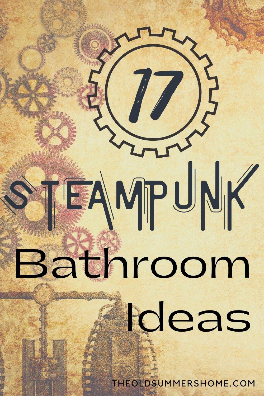 Steampunk-bathroom-ideas