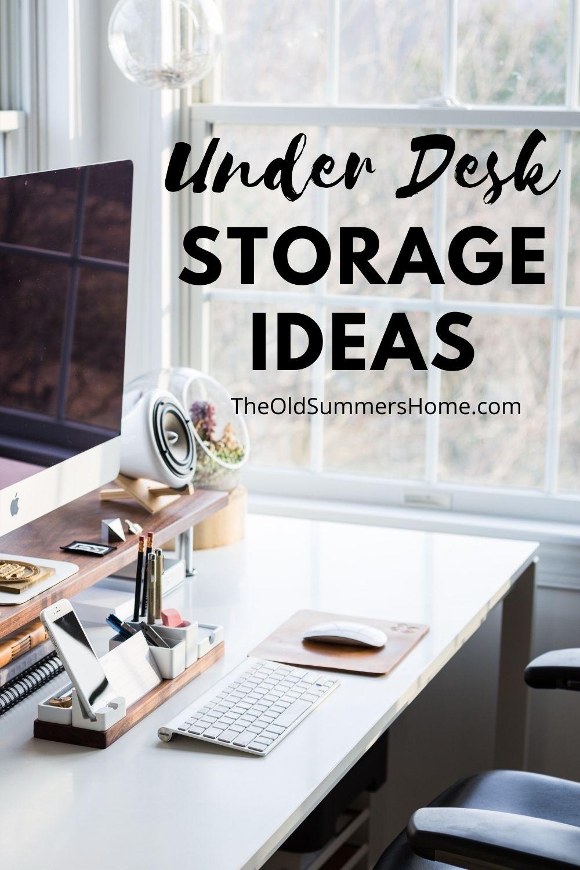 under-desk-organization