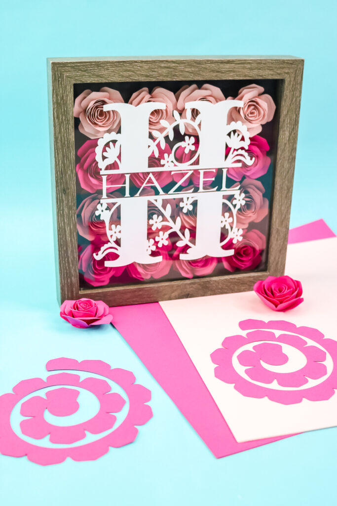 18 Teenage Girl Wall Decor Ideas for Her Bedroom 1 paper flower shadowbox 23 of 24 The Old Summers Home The Old Summers Home is a DIY rustic home decor blog. We have amazing DIY posts showing you how we recreated our old house into our sweet little rustic home.