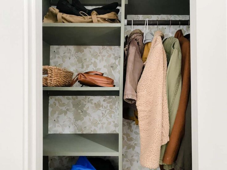 20+ Best Closet Shelf Ideas for Organization 2 IMG 0126 The Old Summers Home If you are ready to make the most of your available closet space, you will love these closet shelf ideas.