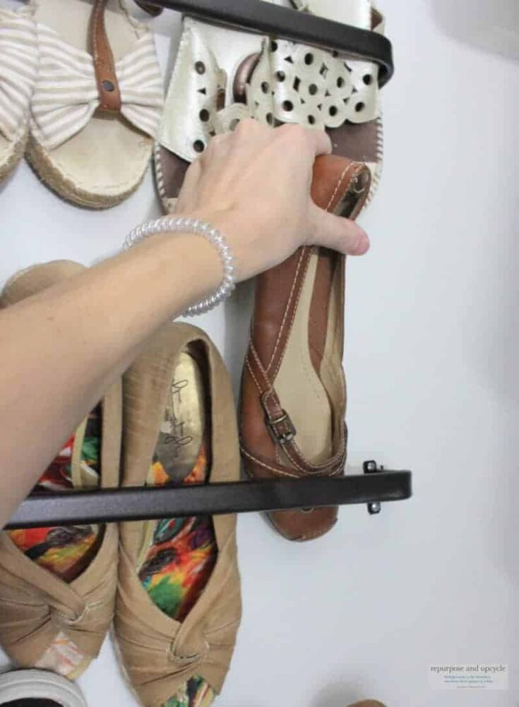 20+ Best Closet Shelf Ideas for Organization 3 Small Closet Organization Ideas with Curtain Rods 1 1 e1536600213941 The Old Summers Home If you are ready to make the most of your available closet space, you will love these closet shelf ideas.